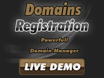 Bargain domain name registration & transfer services